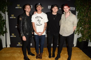 5 Seconds Of Summer band