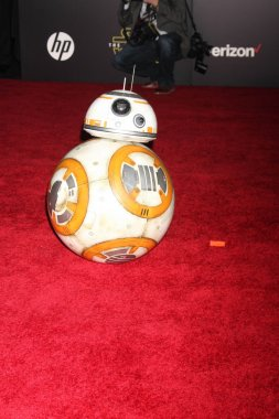 BB-8 - robot character in the Star Wars