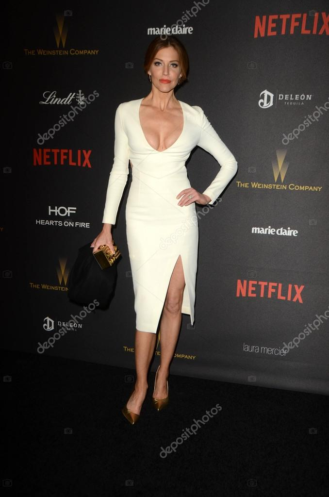 Tricia Helfer At The Weinstein Company Netflix 2016 Golden Globe After Party At The Beverly Hilton On January 10 2016 In Beverly Hills