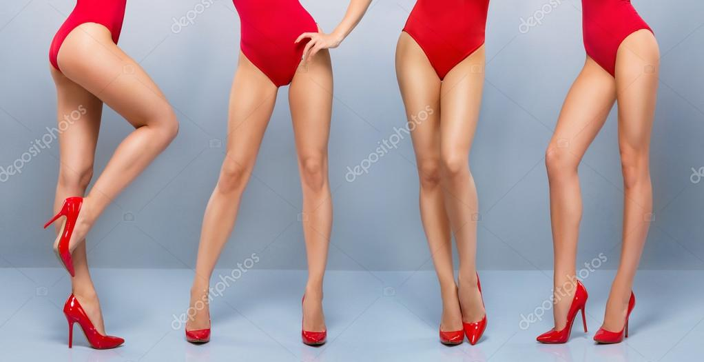 how to develop beautiful legs