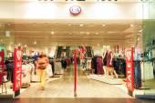 Interiér C  A módní oděvy obchod