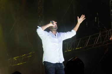 The musician Adel Tawil