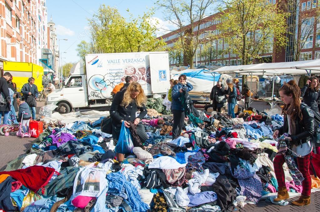 Kleider kaufen in amsterdam