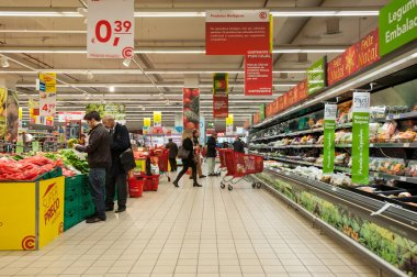 Vasco da Gama Supermarket.