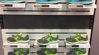 61f0d09ebf2 Εγχειρίδιο λειτουργίας της nike αθλητικά παπούτσια — Αρχείο Βίντεο