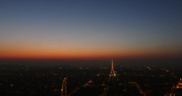 Pařížské Panorama s Eiffelovou věží