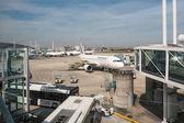 letiště Charles de gaulle v Paříži