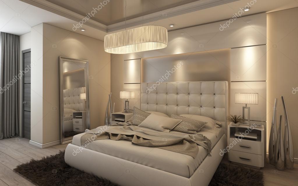 Slaapkamer Als Hotelkamer : Slaapkamer in hotelkamer u stockfoto krooogle