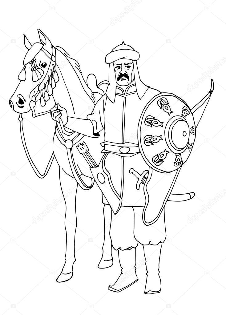 çizgi Roman Kahramanları Boyama Stok Foto Bordoressam 112985020
