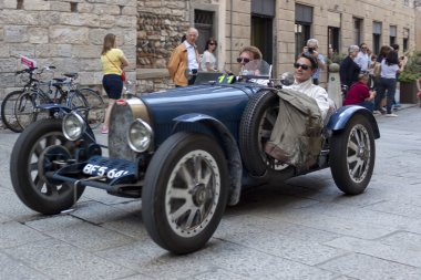 1000 Miglia 2015, Italys famous car race