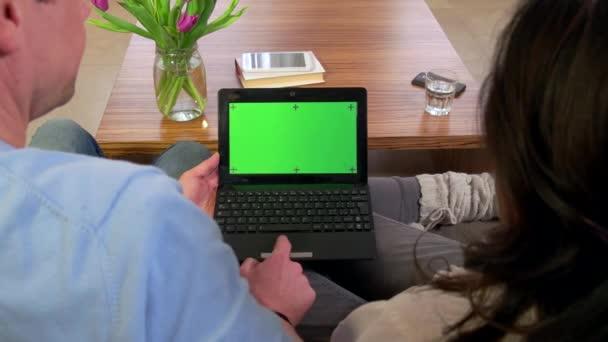 Zelená obrazovka monitoru Pc počítačové technologie Internet E-mail Web lidí