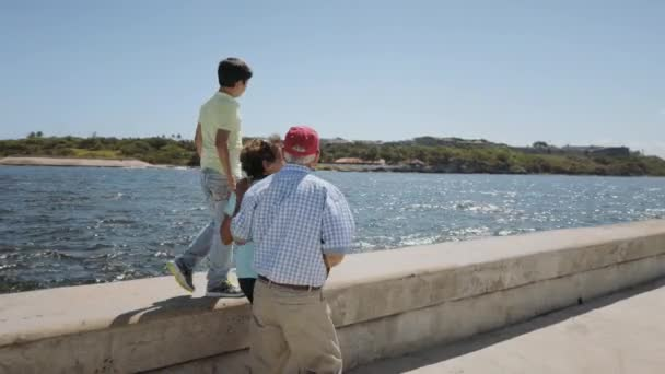 6-Family Grandparents And Boy Vacations In Havana Cuba Steadicam