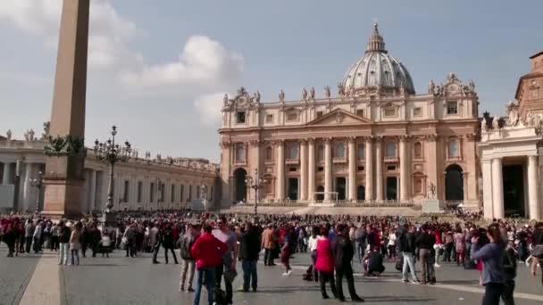 Saint Peter Basilica Square