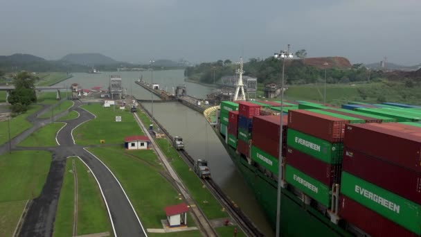 Cargo And Logistics Panama Canal Miraflores Locks-2