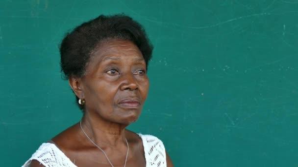6 Hispanic Elderly People Portrait Sad Senior Woman Face Expression