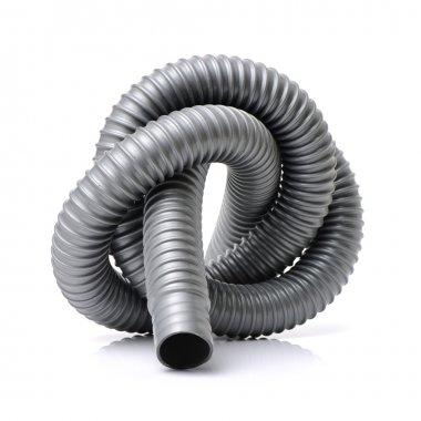 plastic pipe close up