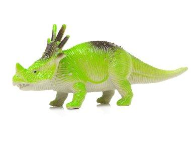 dinosaur toy close up