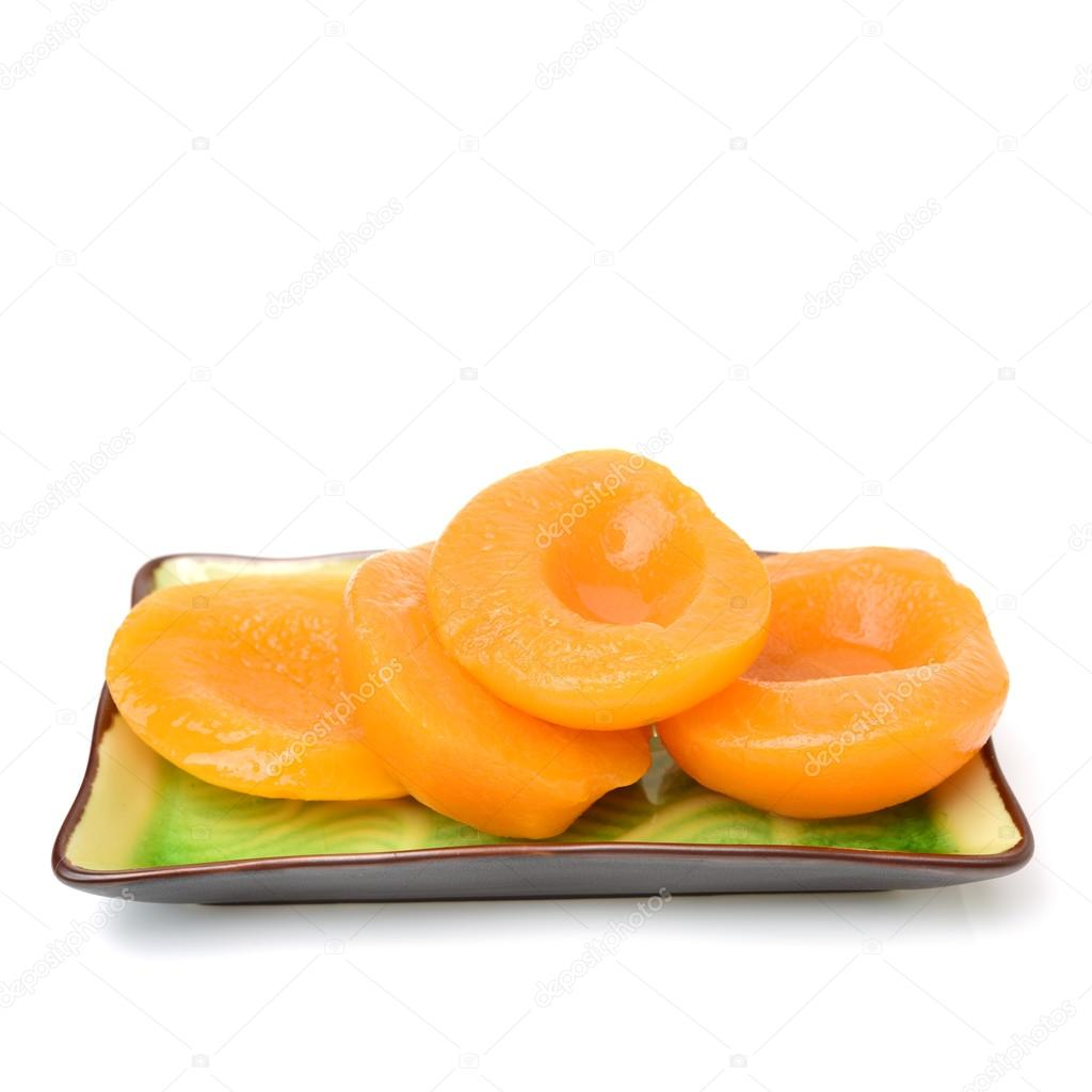 Dieta con melocoton en almibar