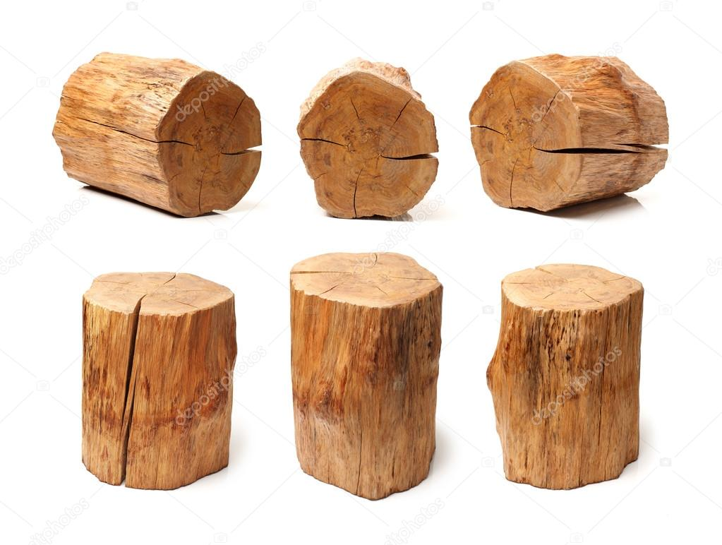 Log isolated