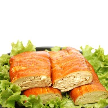Vegetarian chicken