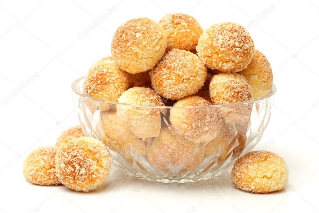 Orange Snowball Cookies Stock Photo C Jianghongyan 54621265