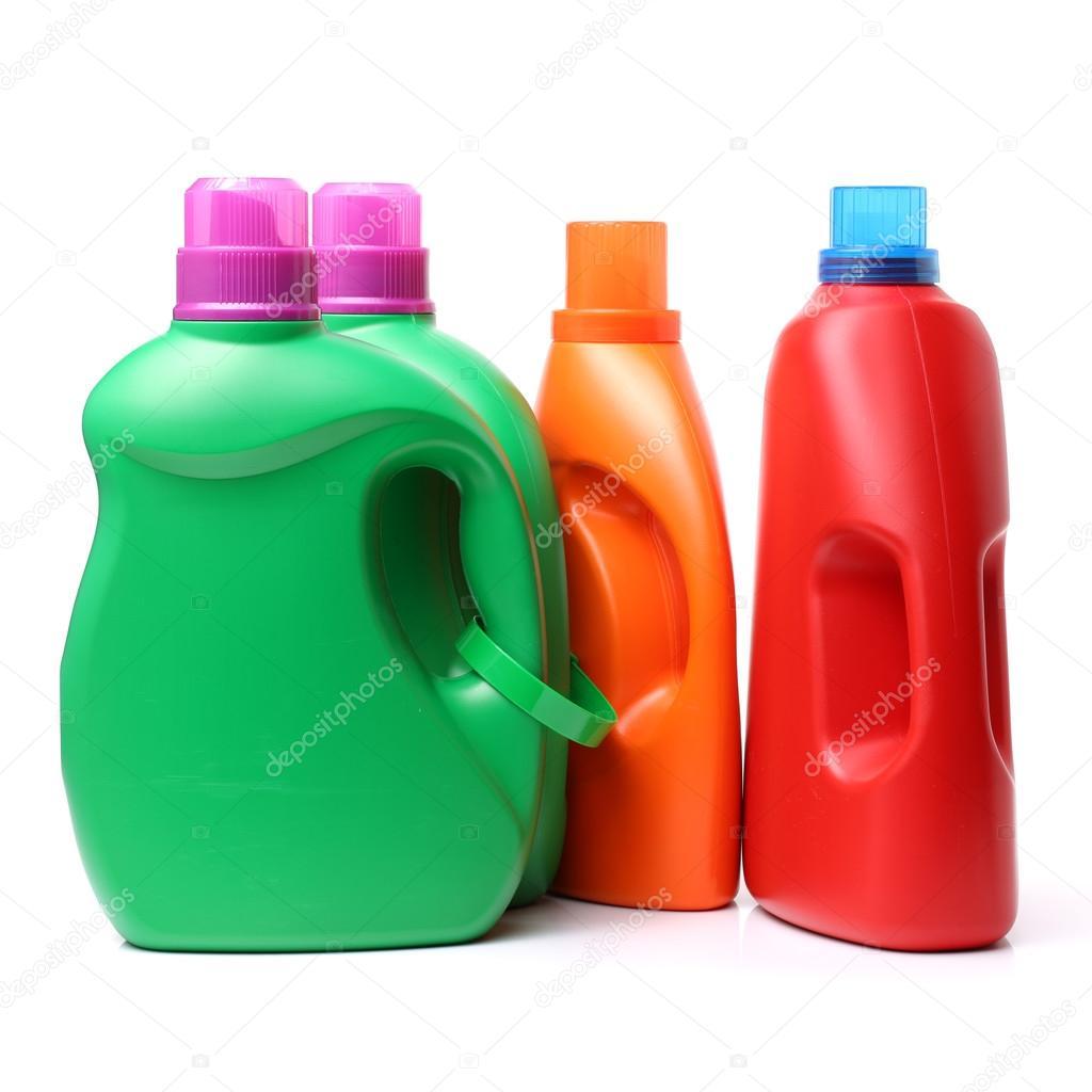 Plastic wasmiddel verpakkingen stockfoto jianghongyan for Plastic verpakkingen