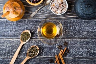 Green andherbal tea