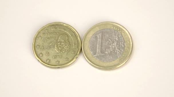 1999 verze 1 mince Španělsko
