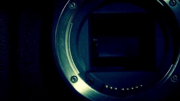 Pohled z objektivu fotoaparátu