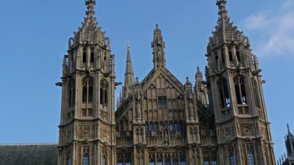 Palast von Westminster in London