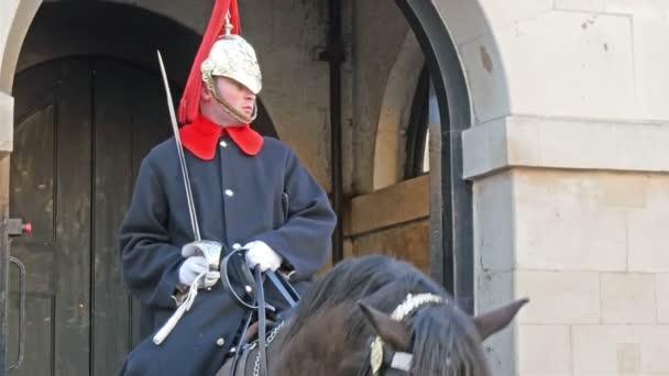 palác stráž na černém koni