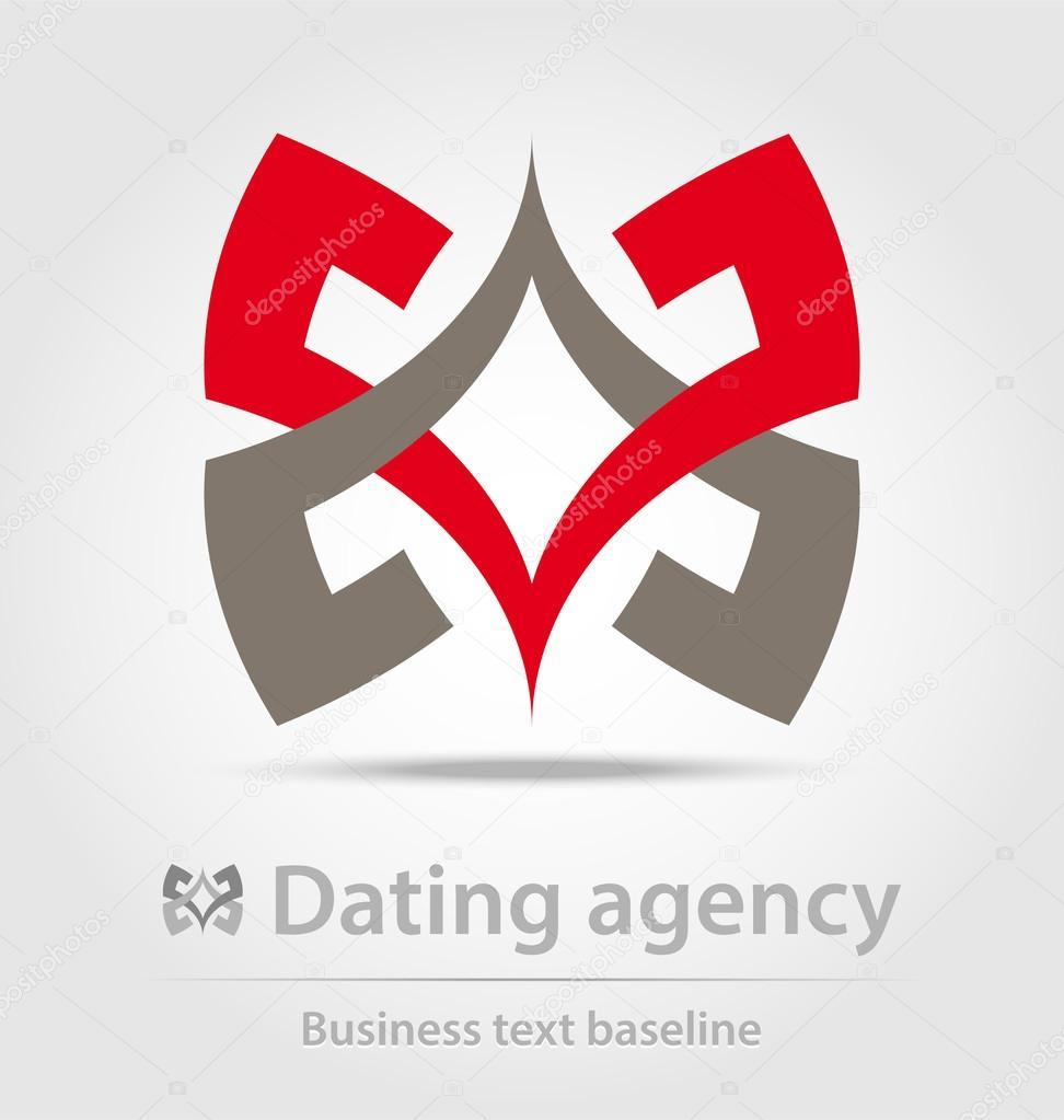Dating-Agentur Logos