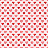 Růžové a červené pěkné pozadí Valentine