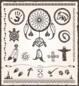 Native American Design Elements
