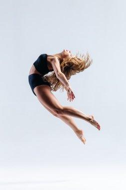the contemporary dancer