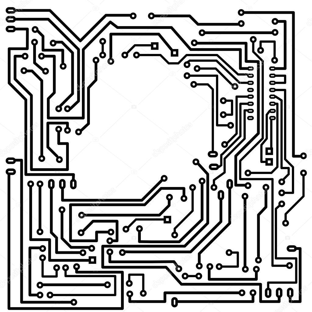 leiterplatten  u2014 stockvektor  u00a9 studio023  60366129