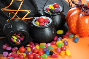 Happy Halloween Candy Trick or Treat