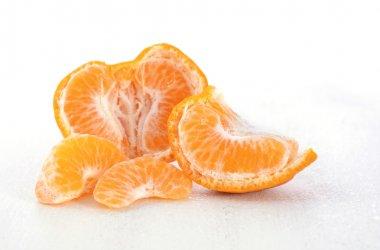 Fresh Mandarin and segments