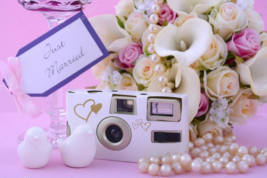 Rosa Thema Hochzeit Tisch Gedeck Stockfoto C Amarosy 78789930