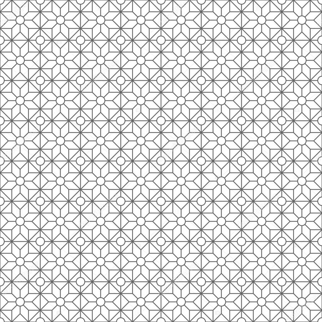 einfache geometrische muster schwarz wei stockvektor slanapotam 109486816. Black Bedroom Furniture Sets. Home Design Ideas