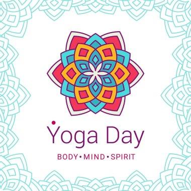 Yoga Day event design