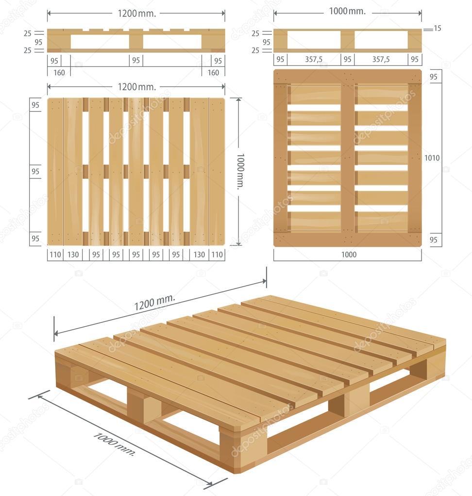 vues de la palette standard am ricain image vectorielle. Black Bedroom Furniture Sets. Home Design Ideas