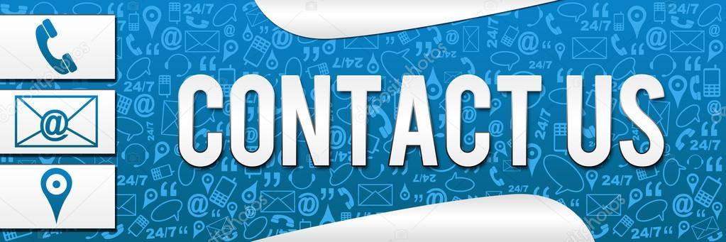 Contact Us Banner Texture