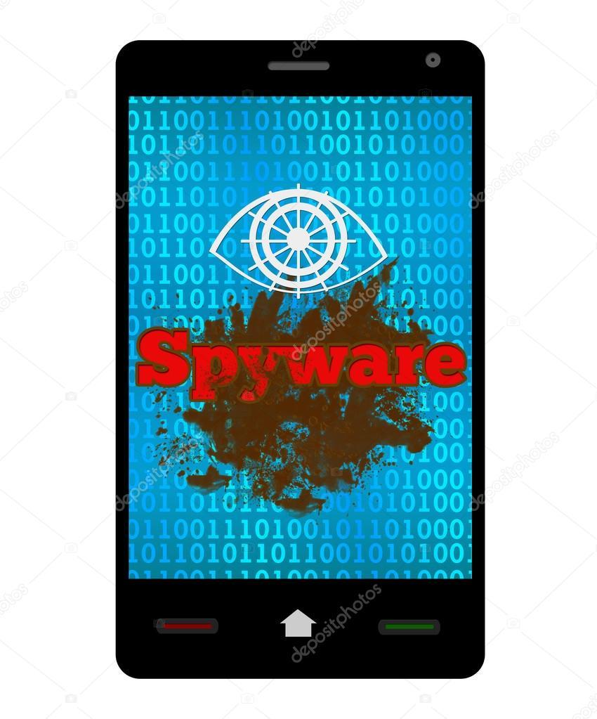 Qu'est-ce qu'un logiciel espion dans un téléphone portable ?
