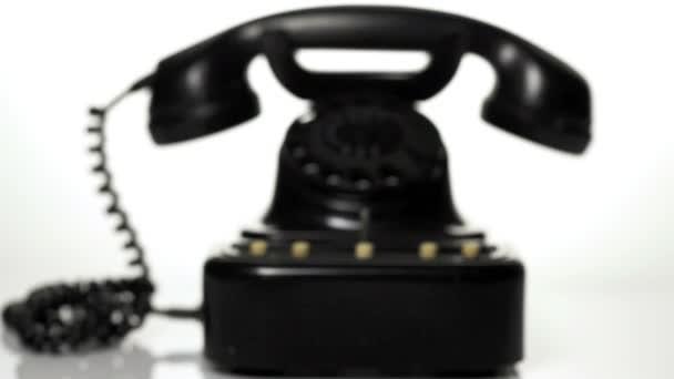 Régi Vintage telefon