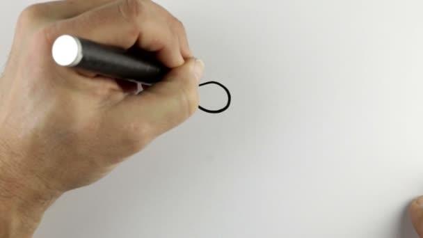 rajzolni egy rajzfilm-firka
