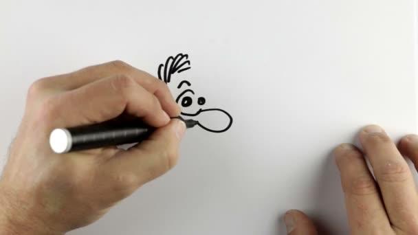 kreslit karikatury doodle
