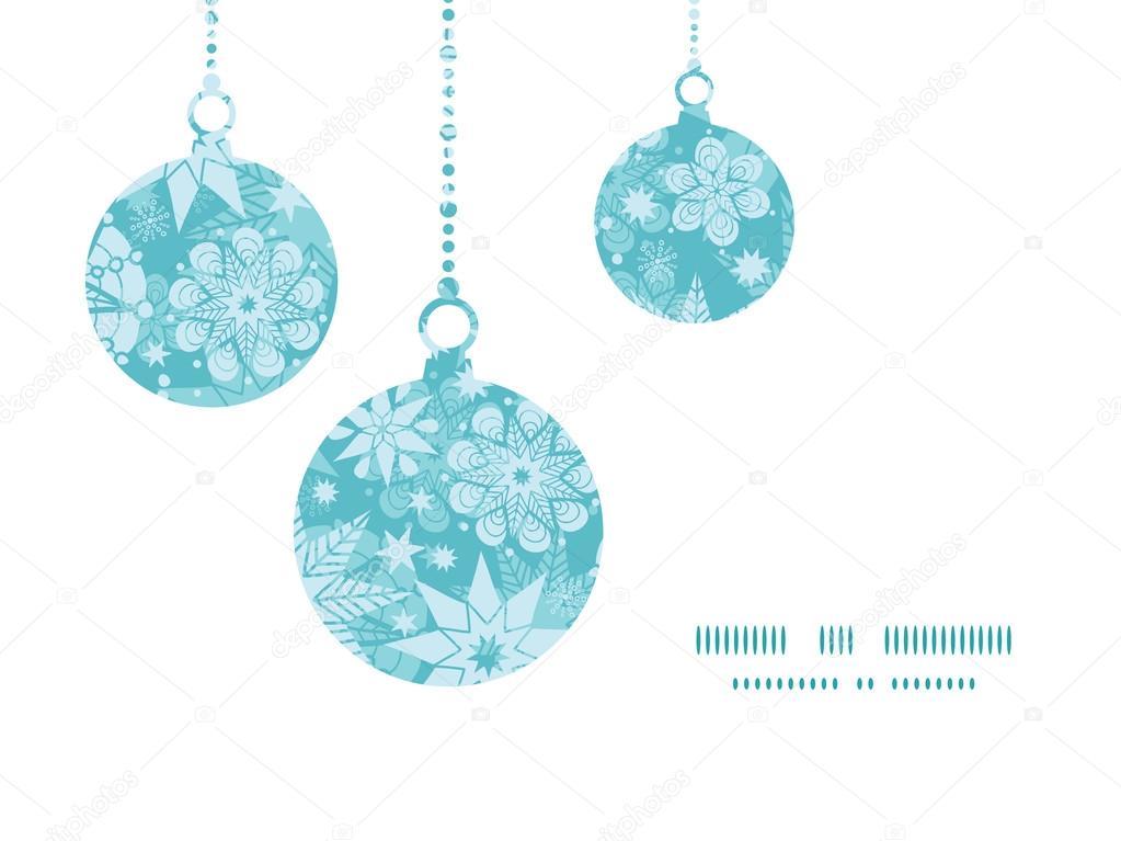 Fiocchi Di Neve Di Carta Modelli : Modello di carta vettoriale gelo decorativo natale fiocco di neve