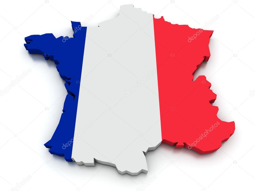 Fotos: La Bandera De Francia