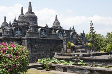 Monastery Brahma Vihara, Lovina, Bali, Indonesia
